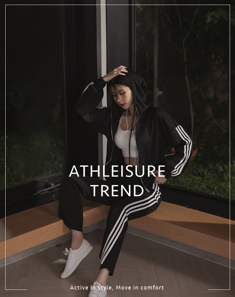 HOODIE JACKET & TRAINING PANTS SET
