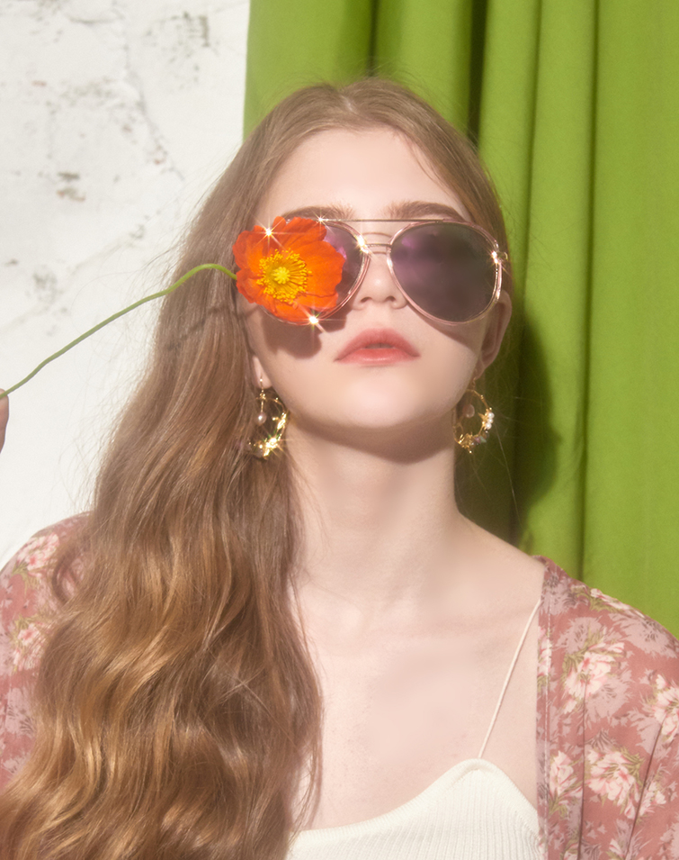 Perfectly Pink Sunglasses