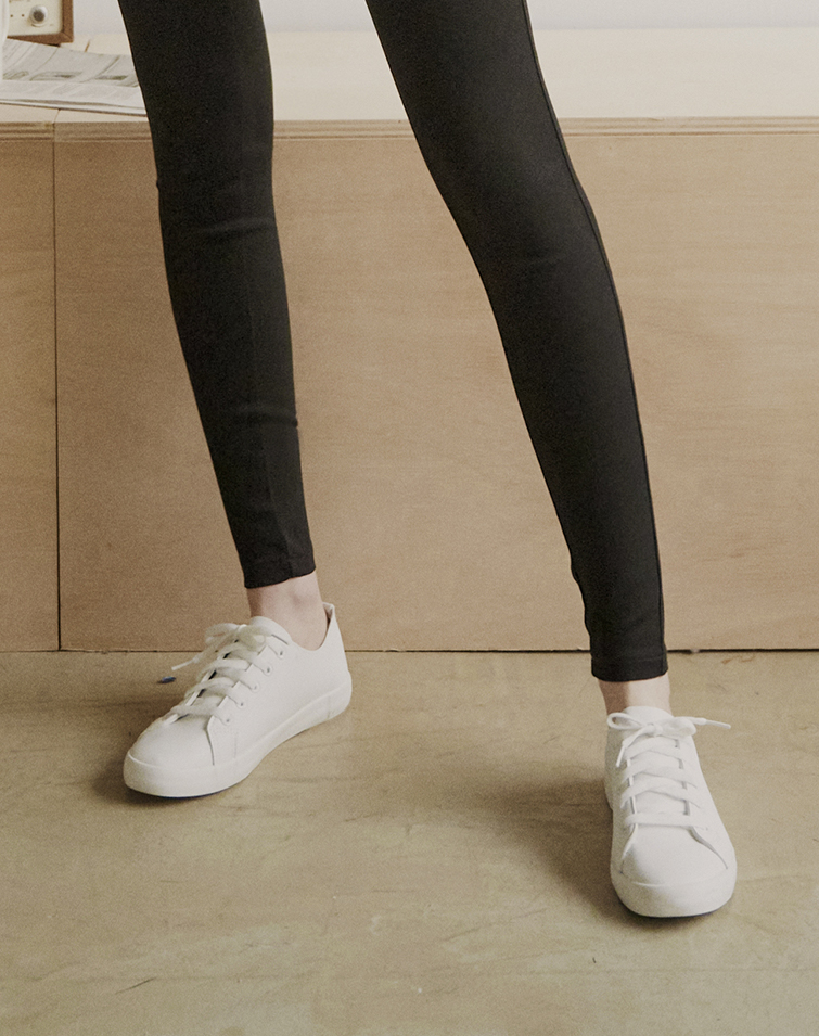 BABY STEPS LACE UP SNEAKERS